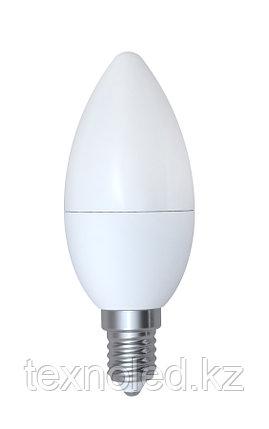 Светодиодная лампа свечаЕ14/6W3000K,4200K,6000K, фото 2