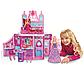 Игровой набор Барби Принцессы Дом-Трансформер, Barbie, фото 3