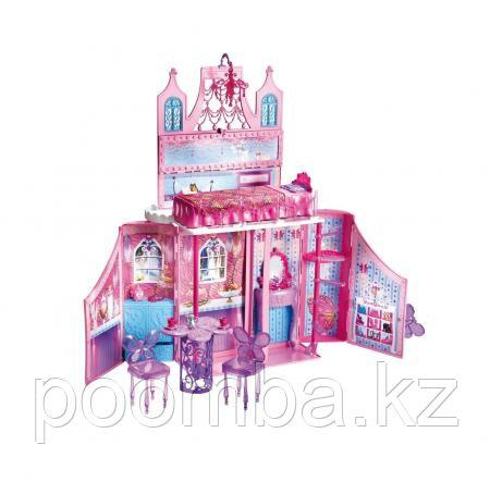 Игровой набор Барби Принцессы Дом-Трансформер, Barbie
