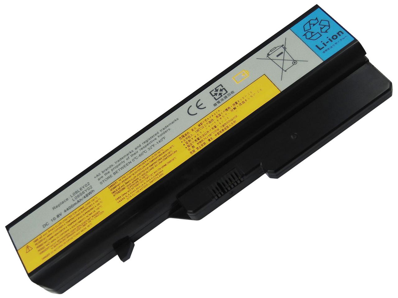 Аккумулятор для ноутбука Lenovo L09M6Y02