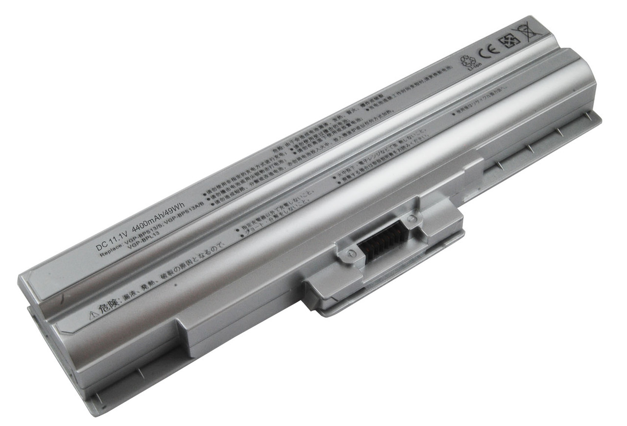 Аккумулятор для ноутбука Sony VGP-BPS21B