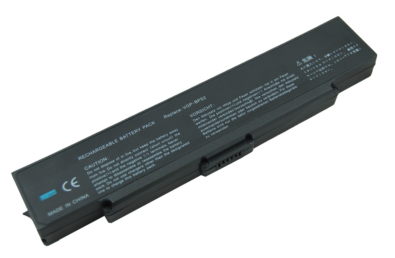 Аккумулятор для ноутбука Sony VGP-BPL2C