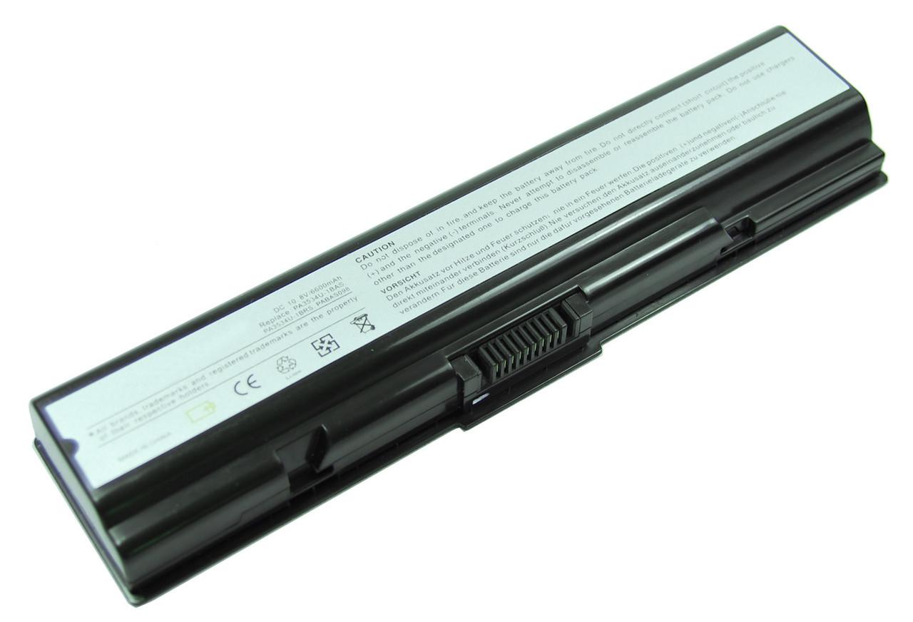 Аккумулятор для ноутбука Toshiba PA3682U-1BRS