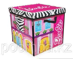 Складная коробка для кукол Барби, складной домик Барби - фото 2