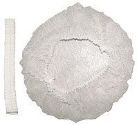 Шапочки-шарлотки для процедур, 125 шт/уп