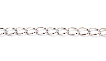 Металлическая цепь (звено 12 мм)
