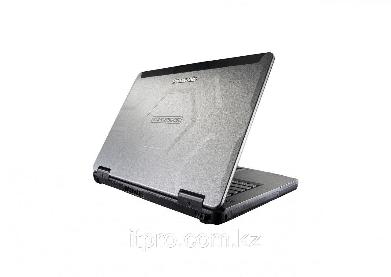 Полузащищенных ноутбук Panasonic Toughbook CF-54 Russian Value Model, Non-TS/HD 4GB/RAM 500GB/HDD, Win8.1, LTE