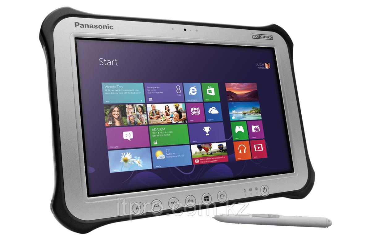 Защищенный планшет Panasonic FZ-G1mk3, 4GB, 128GB, Dual Path Antenna, Win8.1 Pro, LAN, SCR, Corner Guard, Hand