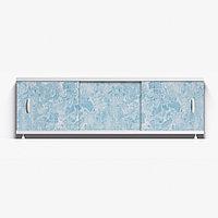 Панель для ванны Alavann Престиж 1.7 м  //   7 светло-синий мрамор