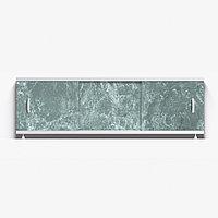 Панель для ванны Alavann ОПТИМА 1.5 м  //  8 темно-зеленый мрамор