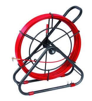 Устройство закладки кабеля на вращ. барабане,стеклопруток д.6мм, длина 60 м