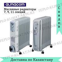 Масляный радиатор без вентилятора Almacom ORS-11Н