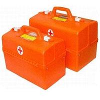 Укладки врача скорой медицинской помощи серии УМСП-01-Пм/2 (Габаритные размеры, мм: 440х252х340, 330) (без вло