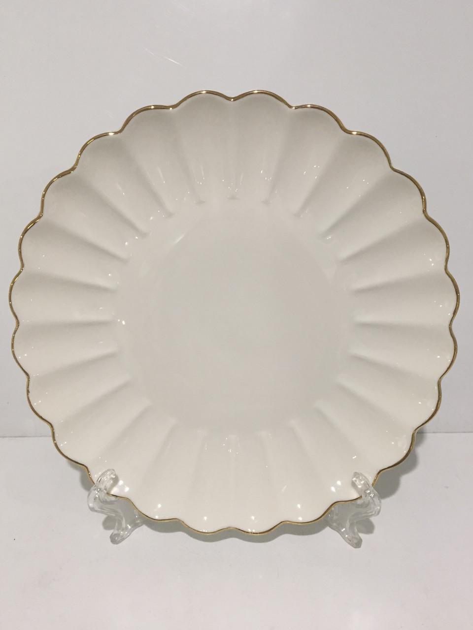 Тарелка для сублимации фигурная, 20см (3д пресс)