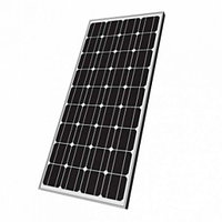 Солнечная батарея 150 Вт (12 В) монокристалл