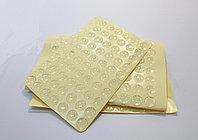 Самоклеющиеся силиконовые накладки (антискольжение) 10ммХ0,5мм, 300 шт