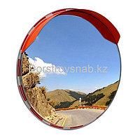 Дорожное зеркало сферическое обзорное уличное 800