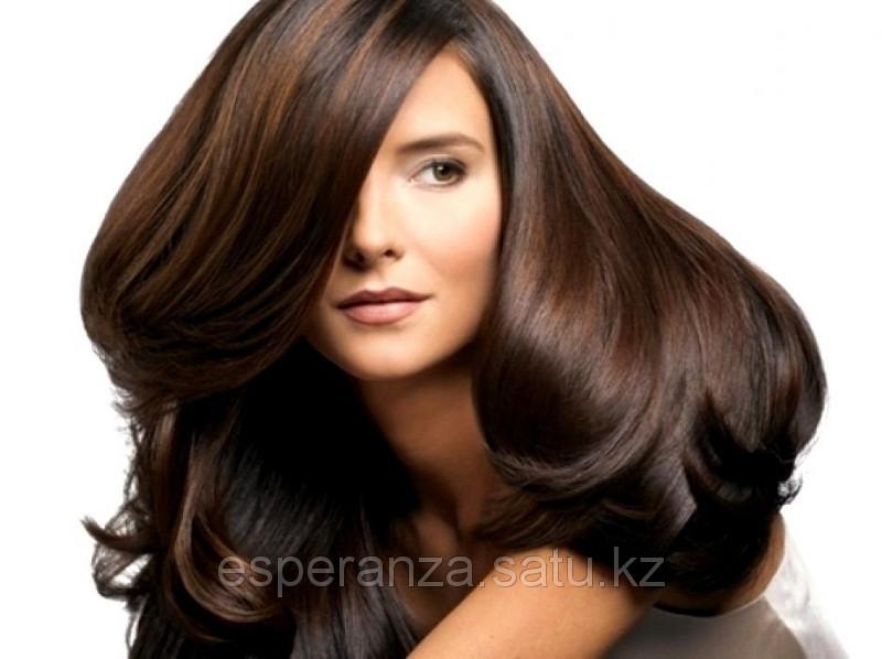 Укладки на длинный волос