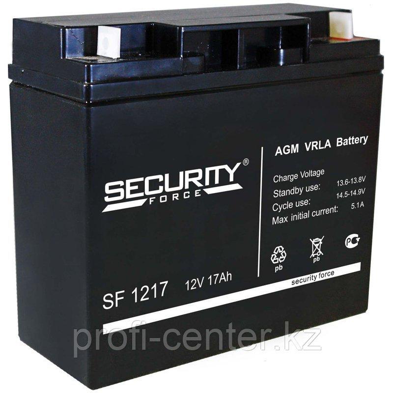 Аккумулятор SF 12V- 17А