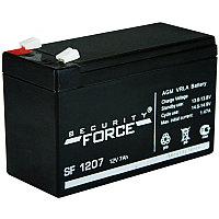 Аккумулятор SF 12В-7А (Свинцово-кислотная батарея)