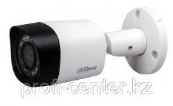 HAC-HFW1200RP уличн в/камера, 2Мр, ИК подсв до 20 м Smart IR,  t=-30°C...+60°C  IP 66 пласт.