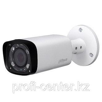 HAC-HFW2220RP-Z  Видеокамера циллиндрическая уличная моторизованный зум IRE6 2.4Mp ИК до 60 м