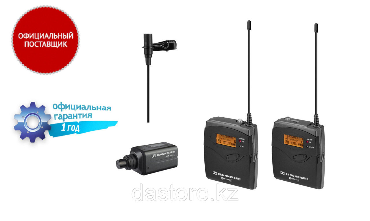 Sennheiser EW 100 ENG G3-B-X накамерная петличная радиосистема