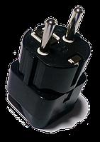 Переходник электрический ЕВРО, фото 1