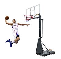 Мобильная баскетбольная стойка, фото 1