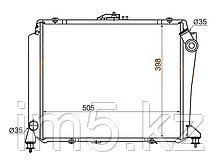 Радиатор TOYOTA HIACE LH11# 89-05