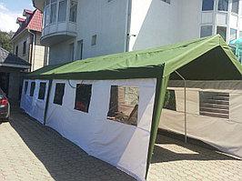 Тент-шатер со стенками