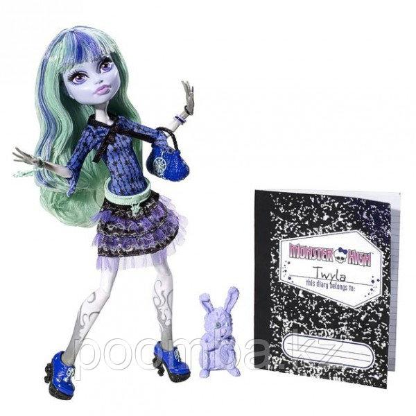 Кукла Twyla 13 Wishes, Monster High Школа Монстров Монстер Хай Твайла