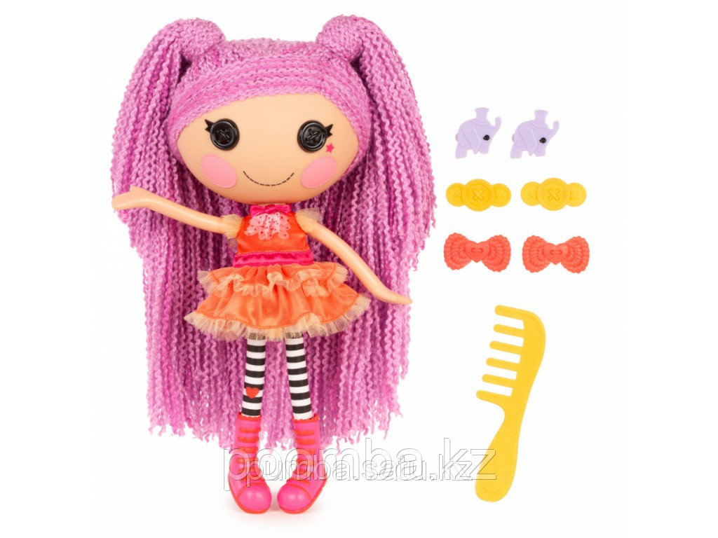 "Куклы Лалалупси Lalaloopsy кукла ""Волосы-нити"" в ассорт."