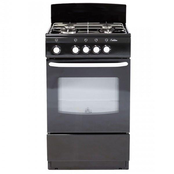 Газовая плита DE LUXE 5040.38г(щ) черная