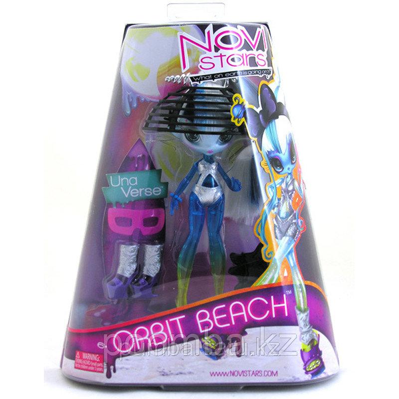 Novi-Stars Орбитальный пляж, Кукла Нови Старс Orbit Beach