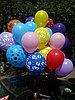 Гелиевые шары с рисунками