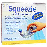 Правильное промывание  носа - здоровье дыхательной системы и избавление от аллергии.