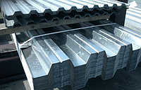 Профнастил оцинкованный 0,7 мм толщина НС20, НС21, НС35, НС44, НC57, НC75