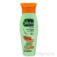 Шампунь Vatika(Ватика) для сухих волос