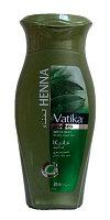 Шампунь для сухих и поврежденных волос с экстрактом хны Vatika