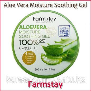 Гель Farmstay Moisture Soothing Gel Aloe 300ml