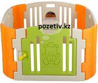 Детский игровой манеж BR-7315MG EDU PLAY, фото 1