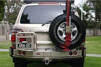 Бампер задний ARB для Toyota Land Cruiser 105, черный
