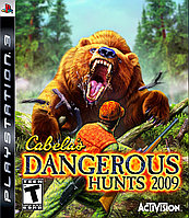 Игра для PS3 Dangerous Hunts 2009 (вскрытый)