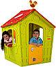Игровой домик Keter Волшебный с Петушком зеленый 17185442