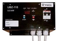 Универсальный блок защиты однофазных асинхронных электродвигателей УБЗ-115, фото 1