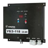 Универсальный блок защиты однофазных асинхронных электродвигателей  мощностью до 2,6 кВт (12А) - УБЗ-118, фото 1