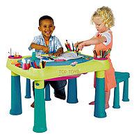 Столик Keter Creative для игры с водой и песком, фото 1
