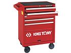 Ящик инструментальный, 6 отсеков King Tony( в наборе 173 предмета)., фото 2