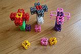 Кубус. Обучающий игровой конструктор.40 элементов №1, №2. Биплант, фото 2